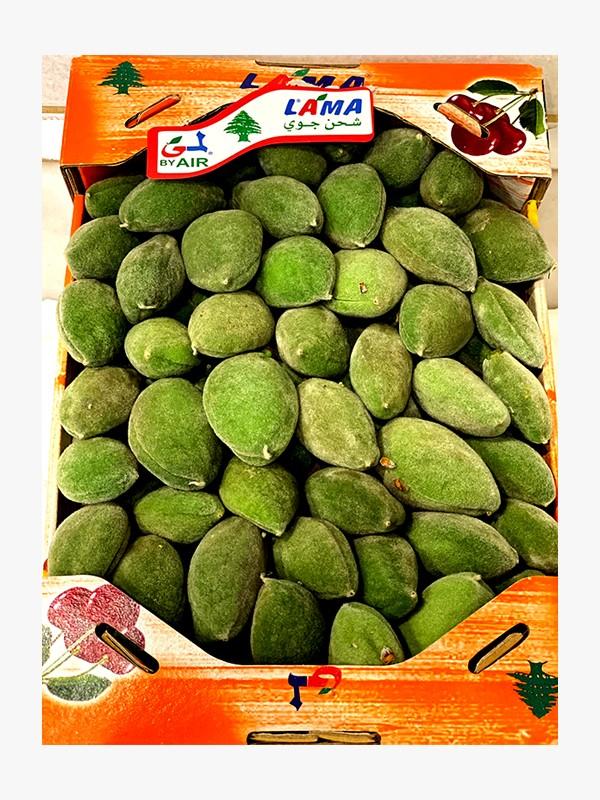 Image for product: lebanese green almond carton