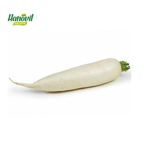 Image for product: RADDISH WHITE-PACKET 450g