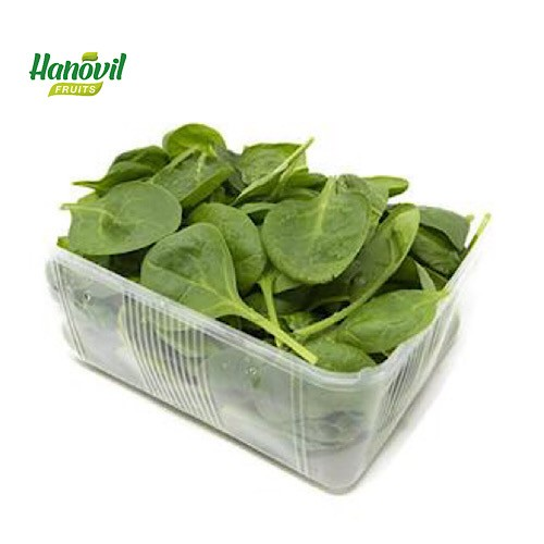 Image for product: BABY SPINACH-PACKET 125g