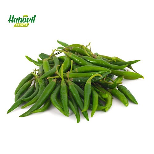 Image for product:  CHILI PADI GREEN-PACKET 100g