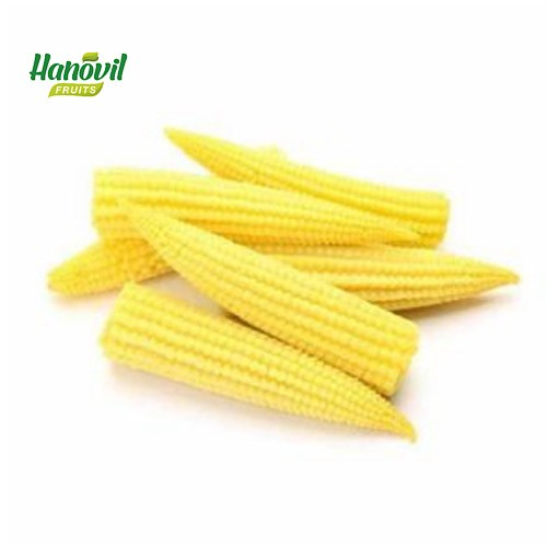 Image for product: BABY CORN-PACKET 125g