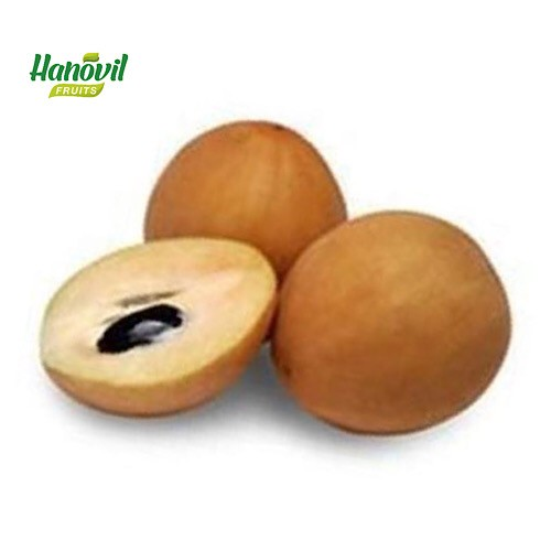 Image for product: SAPODILLA-PACKET 500g