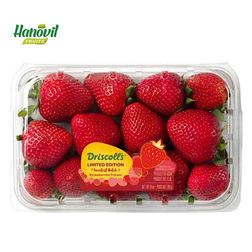 Image for product: STRAWBERRY-PACKET 450g