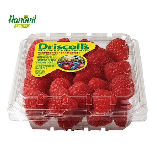 Image for product: RASPBERRY -PACKET 170g
