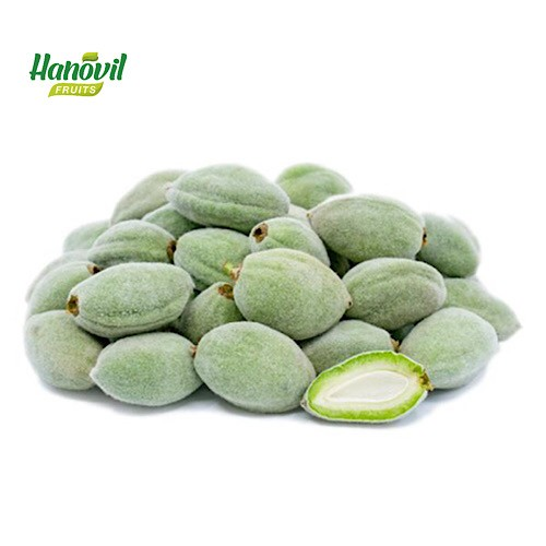Image for product: ALMOND GREEN -1Kg