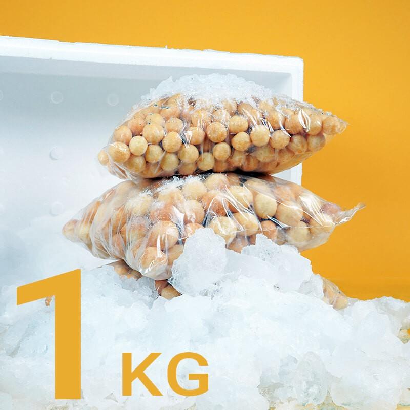 Image for product: 1كيلو - لقيمات مجمدة بدون إضافات