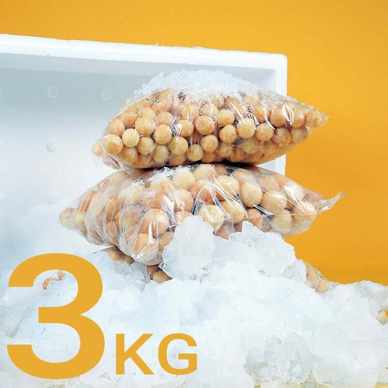 Image for product: 3 KG - Frozen loqymat without additions