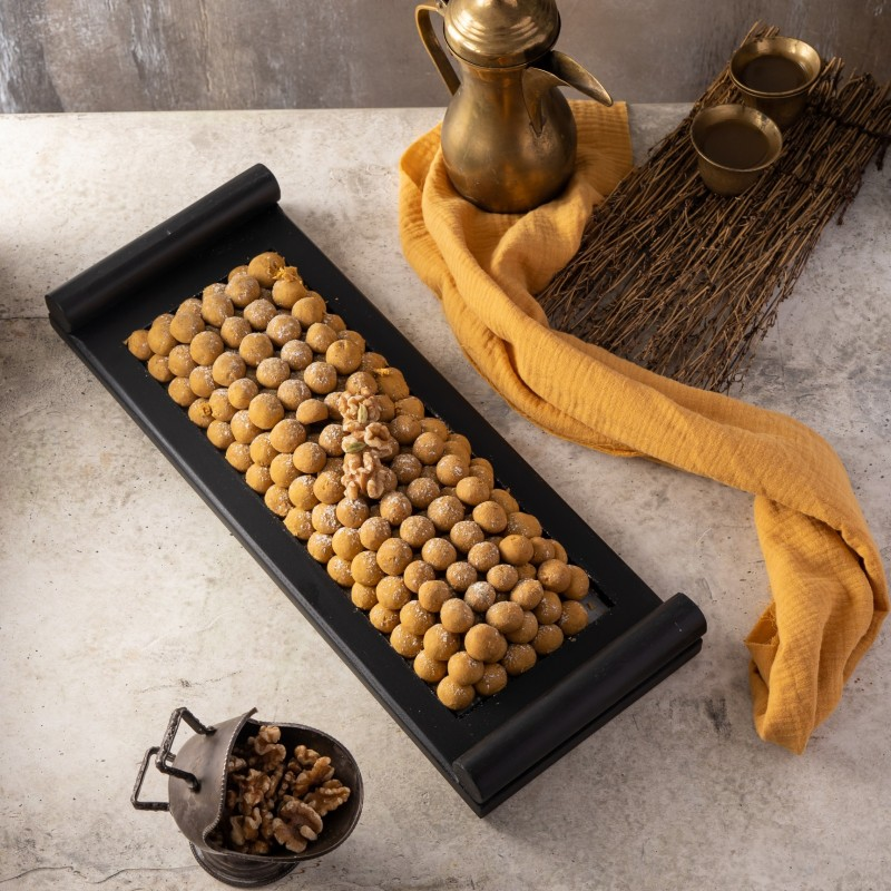 Image for product: Ghriba Tray with Walnut