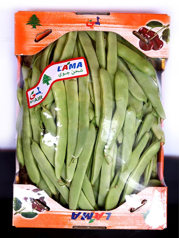 Image for product: lebanese green beans or badriya