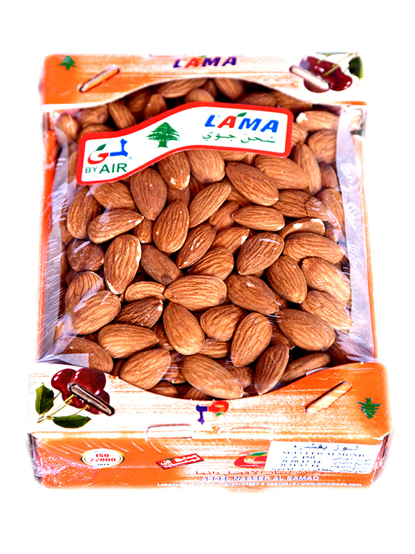 Image for product: lebanese sheeled almond baby