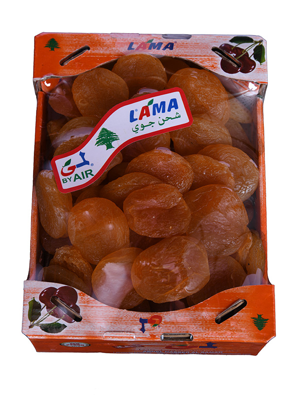 Image for product: lama dried apricot baby