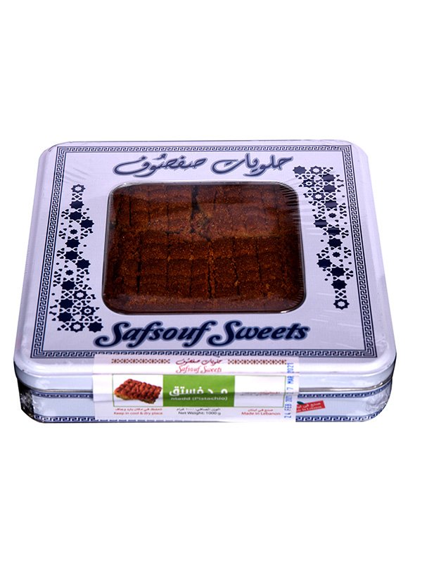Image for product: safsouf madd pistacio