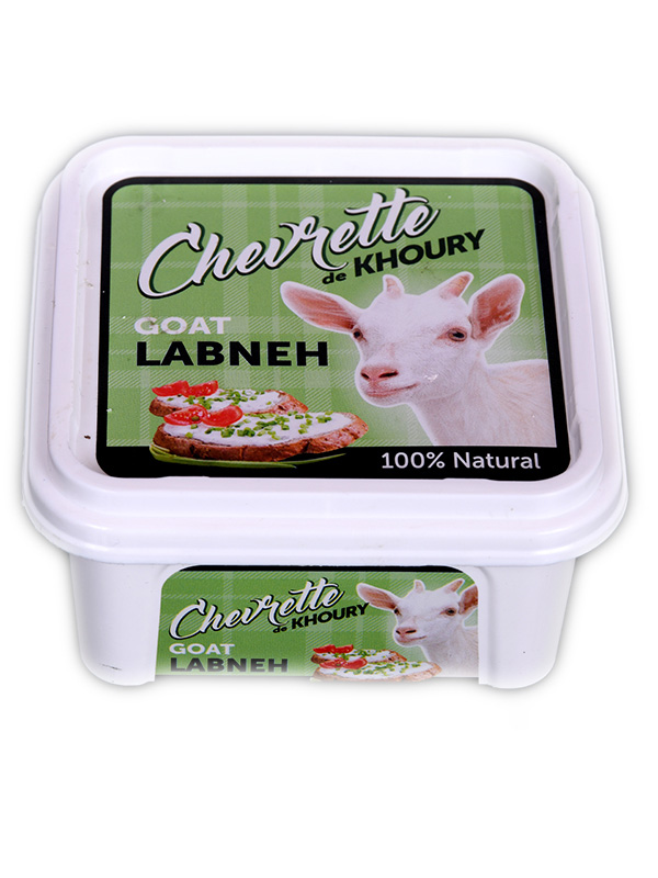 Image for product: khoury labneh goat
