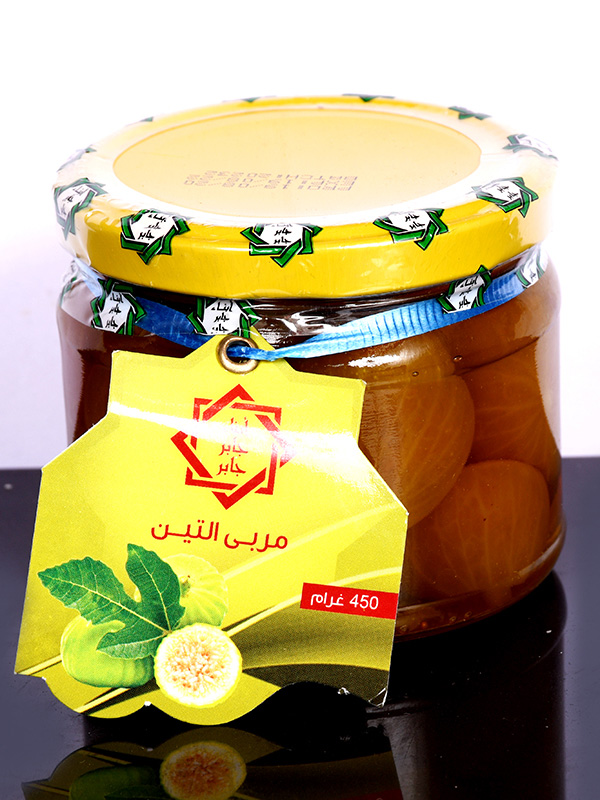 Image for product: jaber fig jam