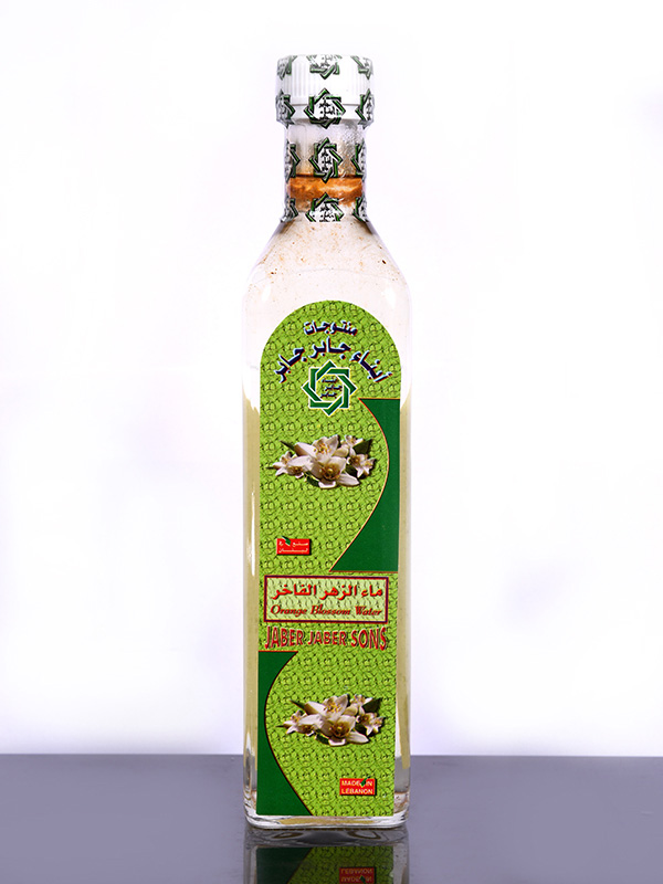 Image for product: jaber orange blossom water