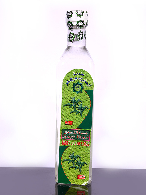 Image for product: jaber sage water