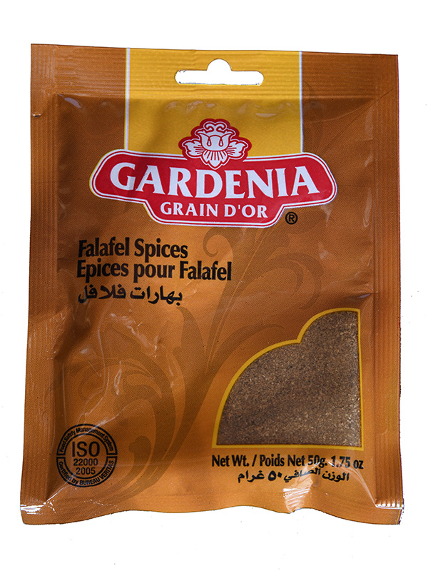 Image for product: gardenia falafel spice