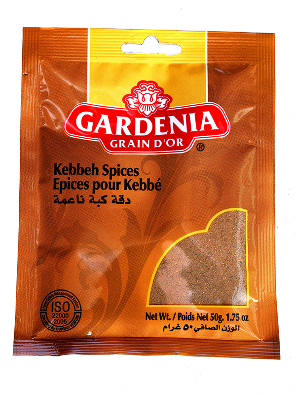 Image for product: gardenia kebbeh spice