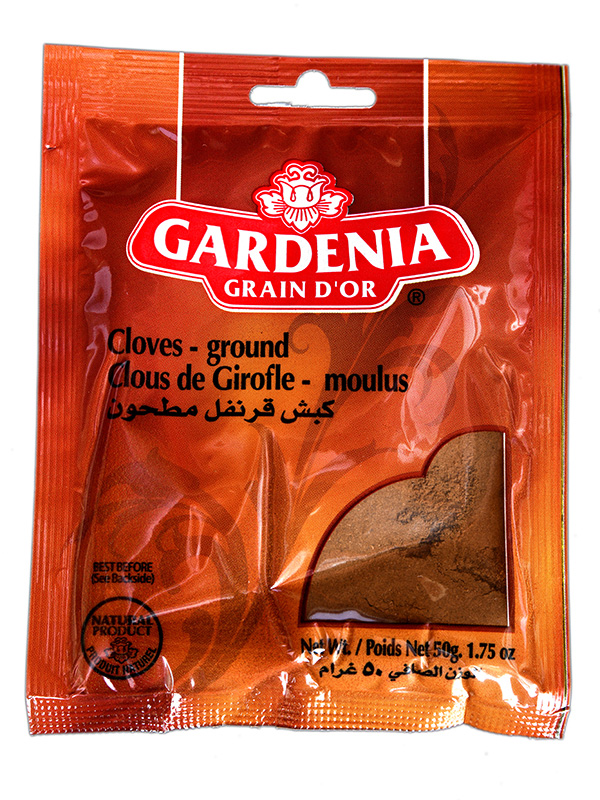Image for product: gardenia cloves ground