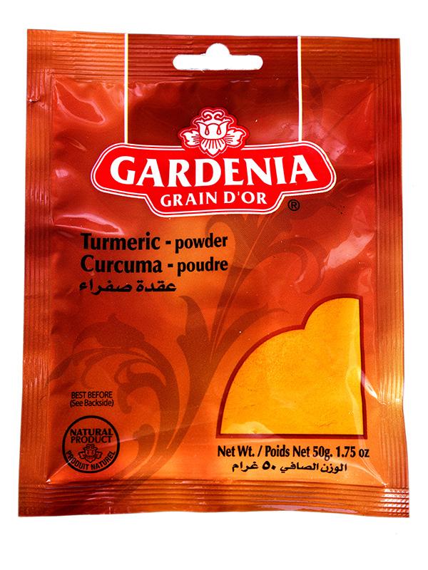 Image for product: gardenia turmeric powder