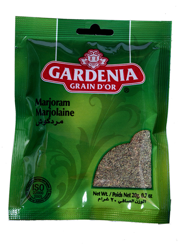 Image for product: gardenia marjoram