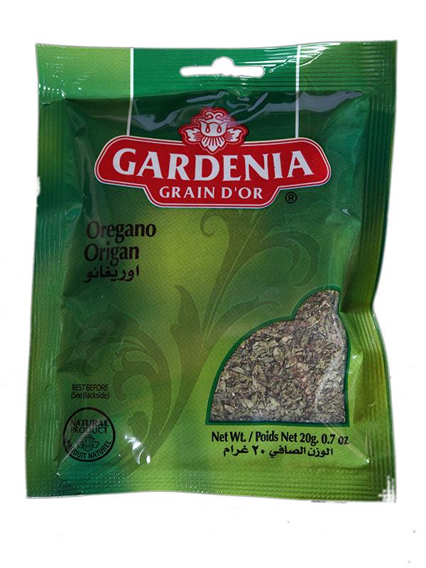 Image for product: gardenia oregano .