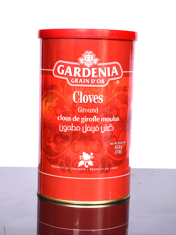 Image for product: gardenia cloves ground .