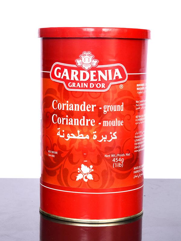 Image for product: gardenia coriander ground .