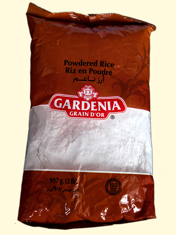 Image for product: rice powderd