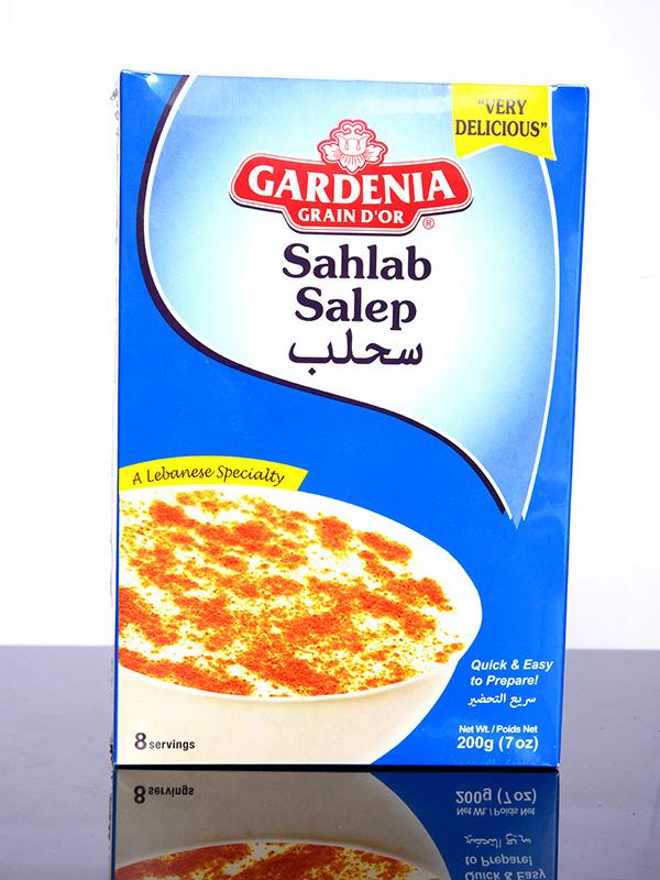 Image for product: gardenia sahlab