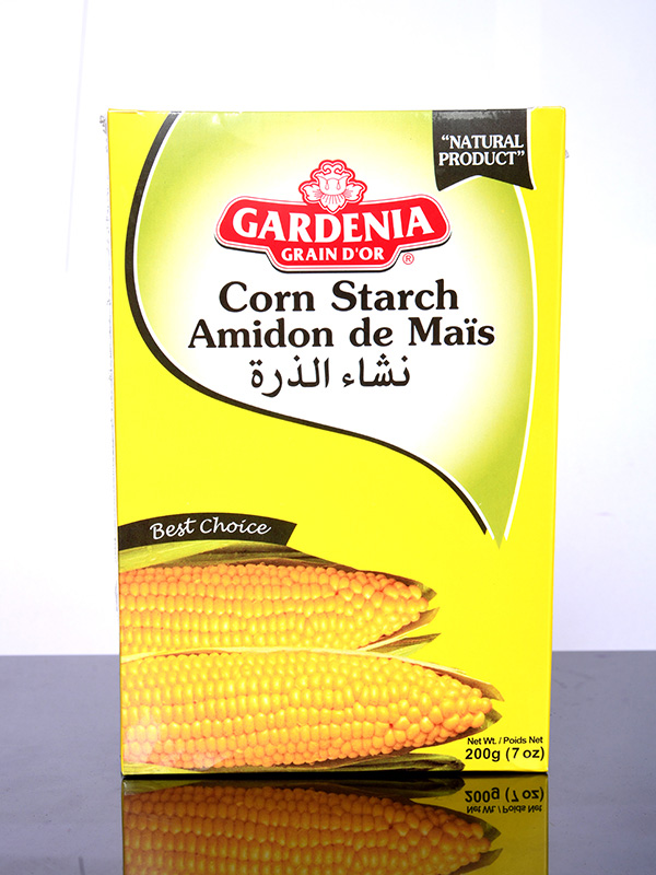 Image for product: gardenia corn starch