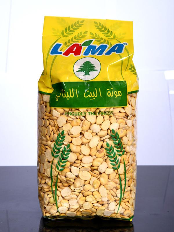 Image for product: lama dried foul peeled