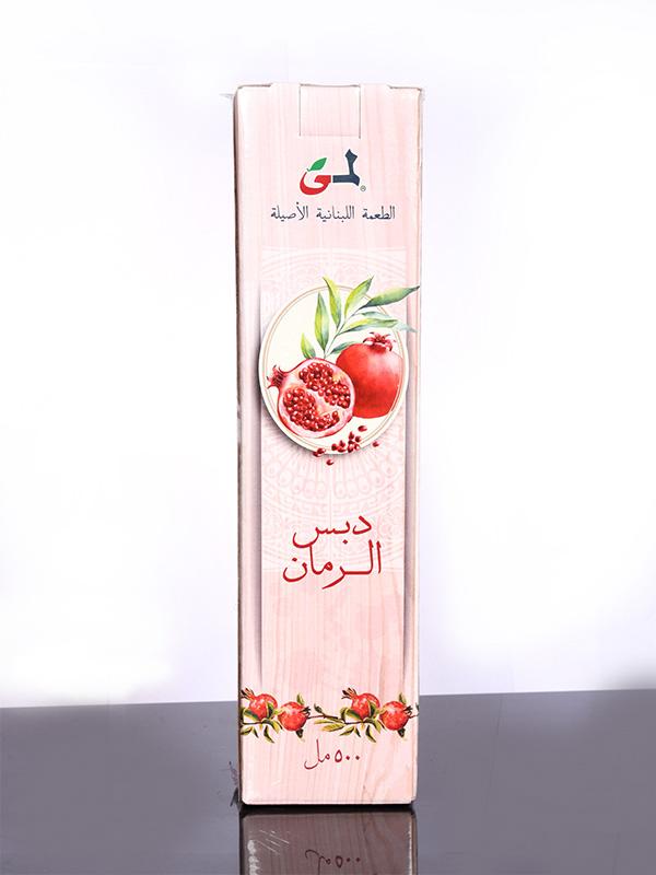 Image for product: lama pomegranate molasses.