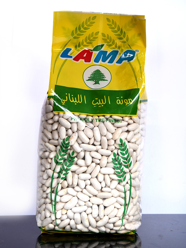 Image for product: lama white beans long