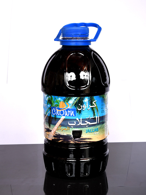 Image for product: crown jallab syrup