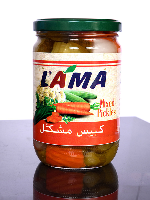 Image for product: lama pickles mixed