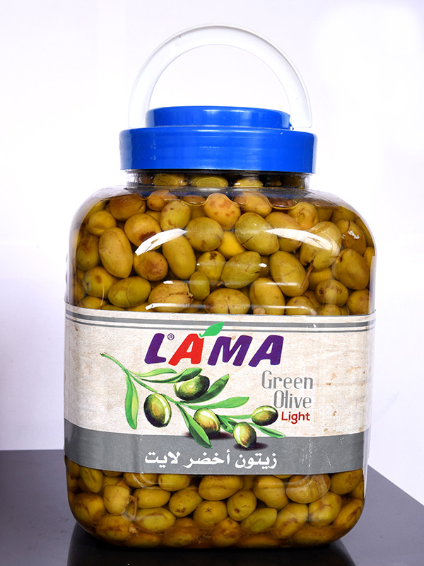 Image for product: lama green olives