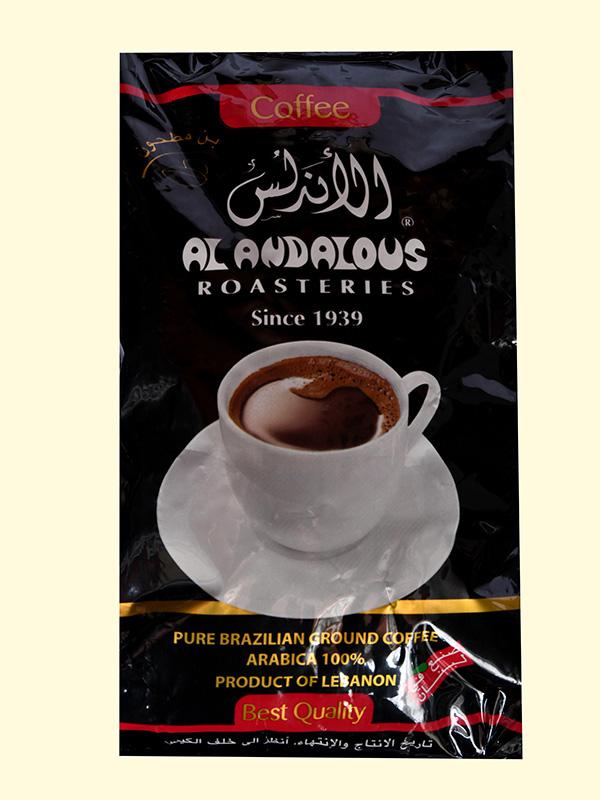 Image for product: café andalus plain
