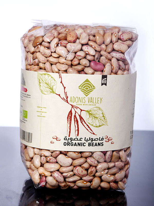 Image for product: adonis organic  red beans