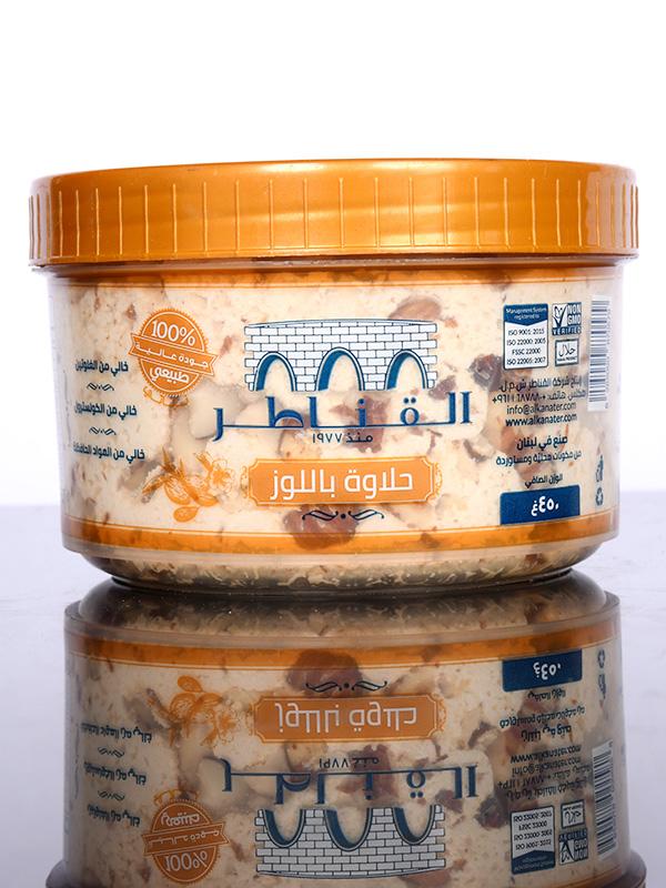 Image for product: kanater halawe almond