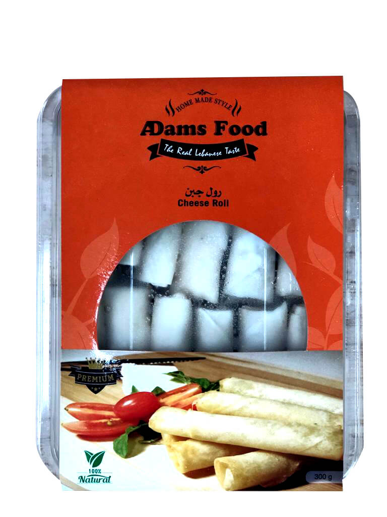 Image for product: adams food cheese roll