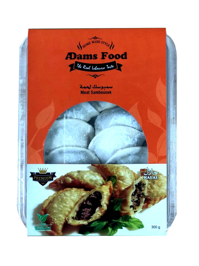 Image for product: adams food meat samosa