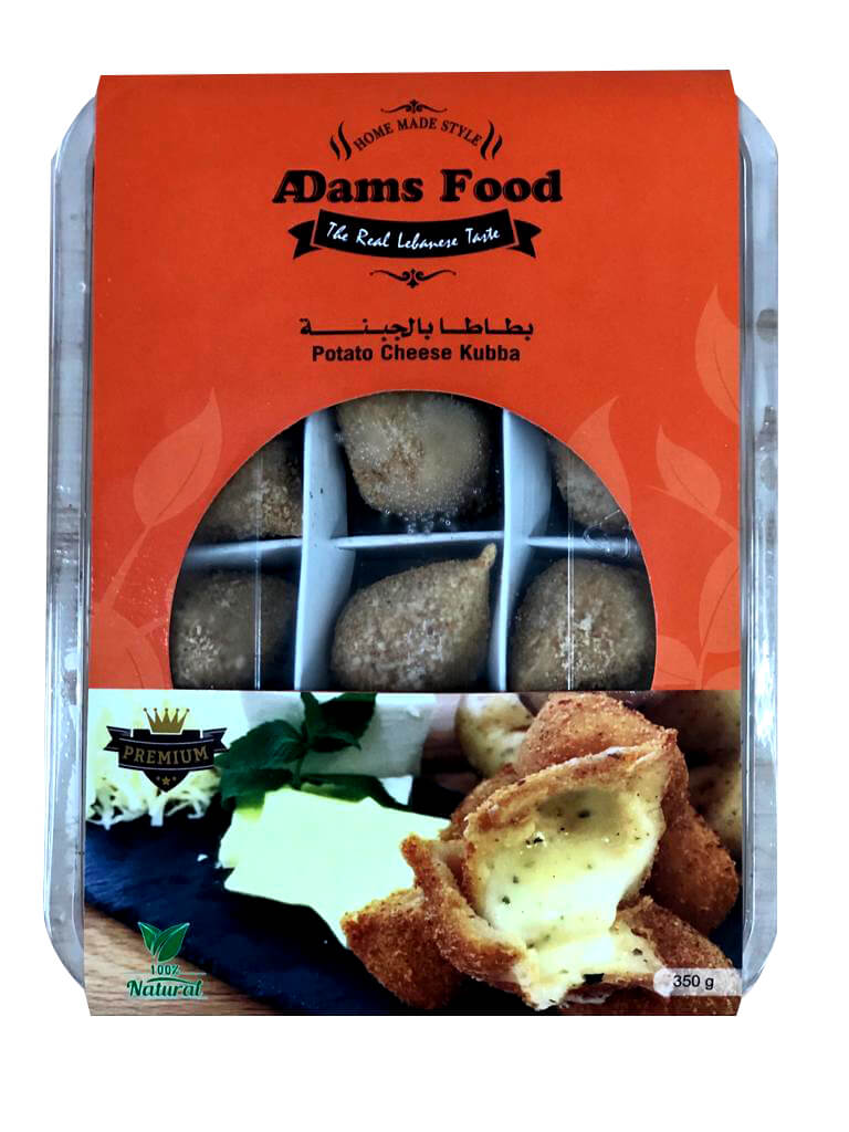 Image for product: adams food potato cheese kebbeh