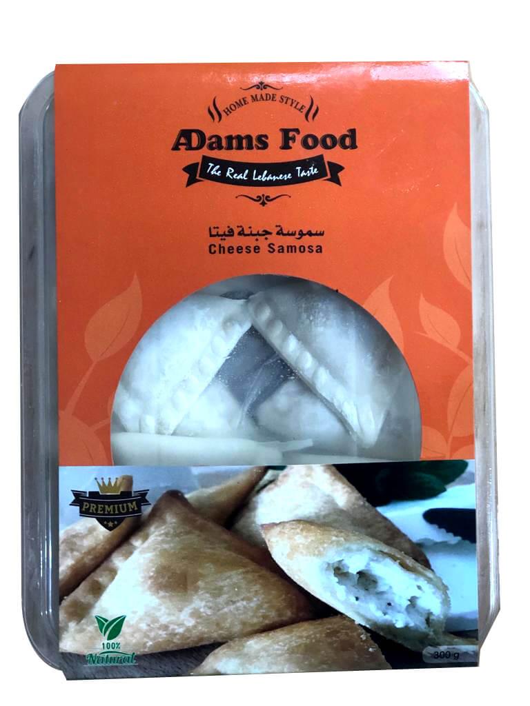 Image for product: adams food cheese samosa feta